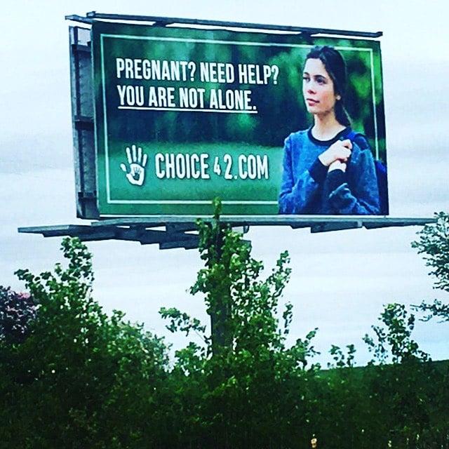 choice42 billboard