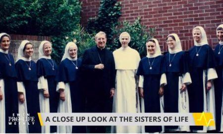 sisters of life, ewtn screenshot