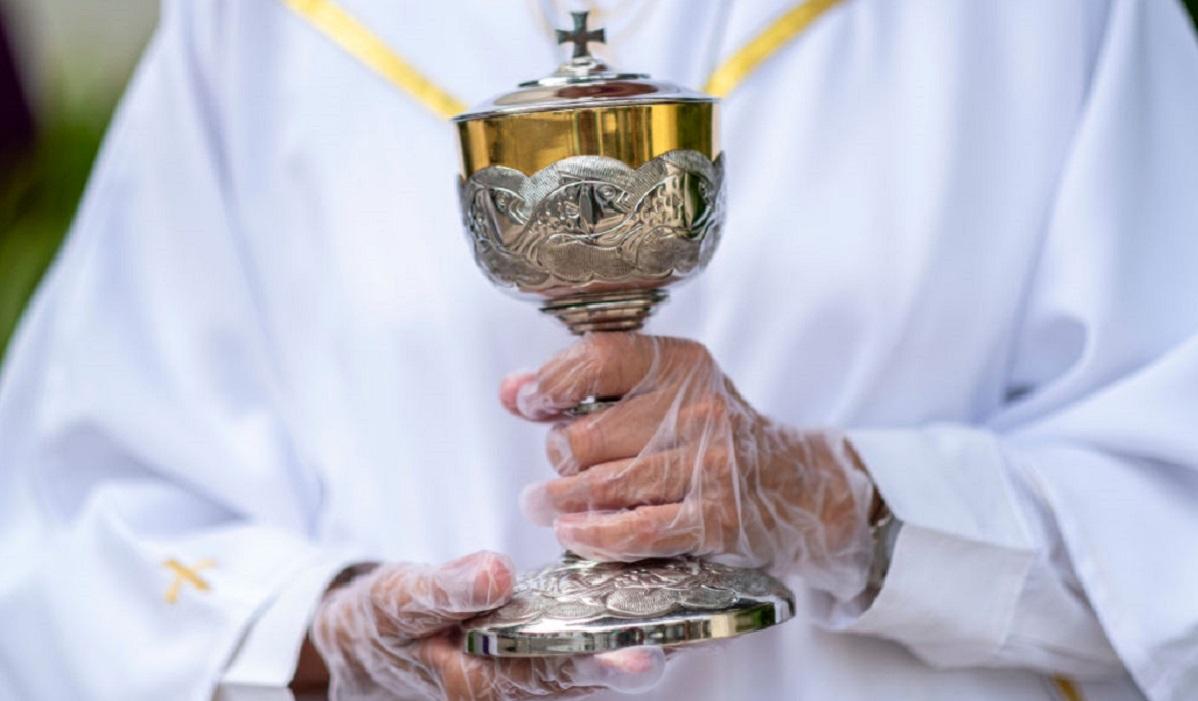 Catholic, communion