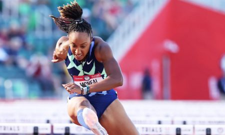 McNeal, Olympics