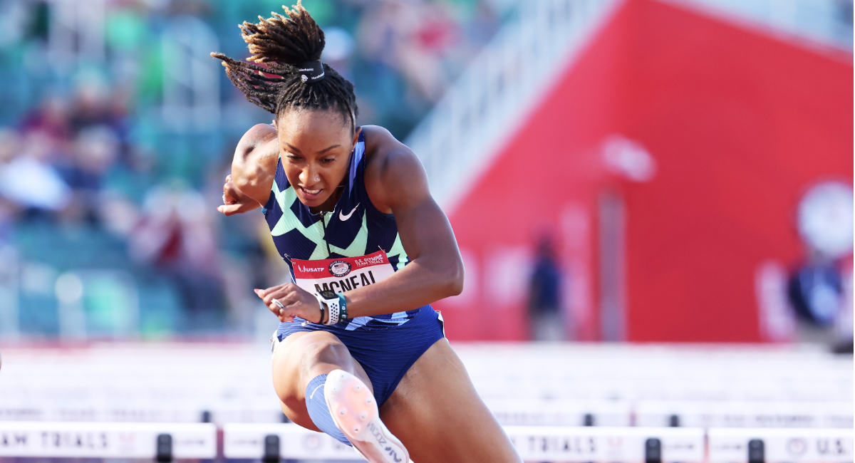 2020 U.S. Olympic Track & Field Team Trials – Day 2