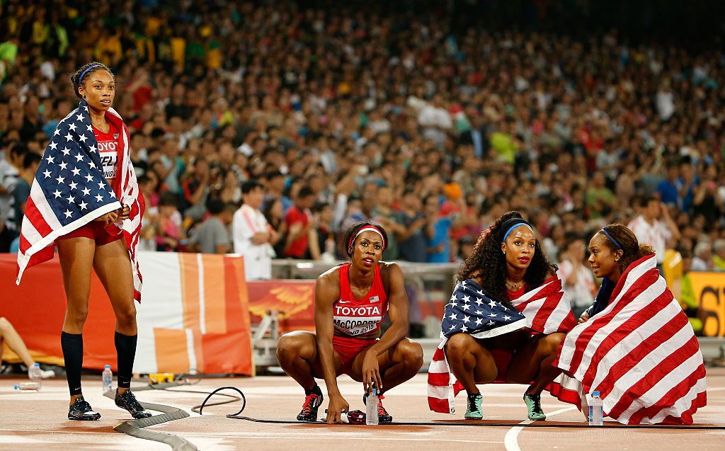 15th IAAF World Athletics Championships Beijing 2015 – Day Nine