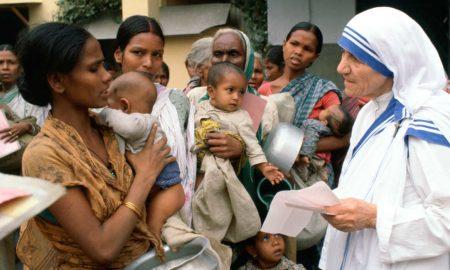 India, Mother Teresa