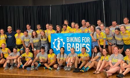 Biking for Babies