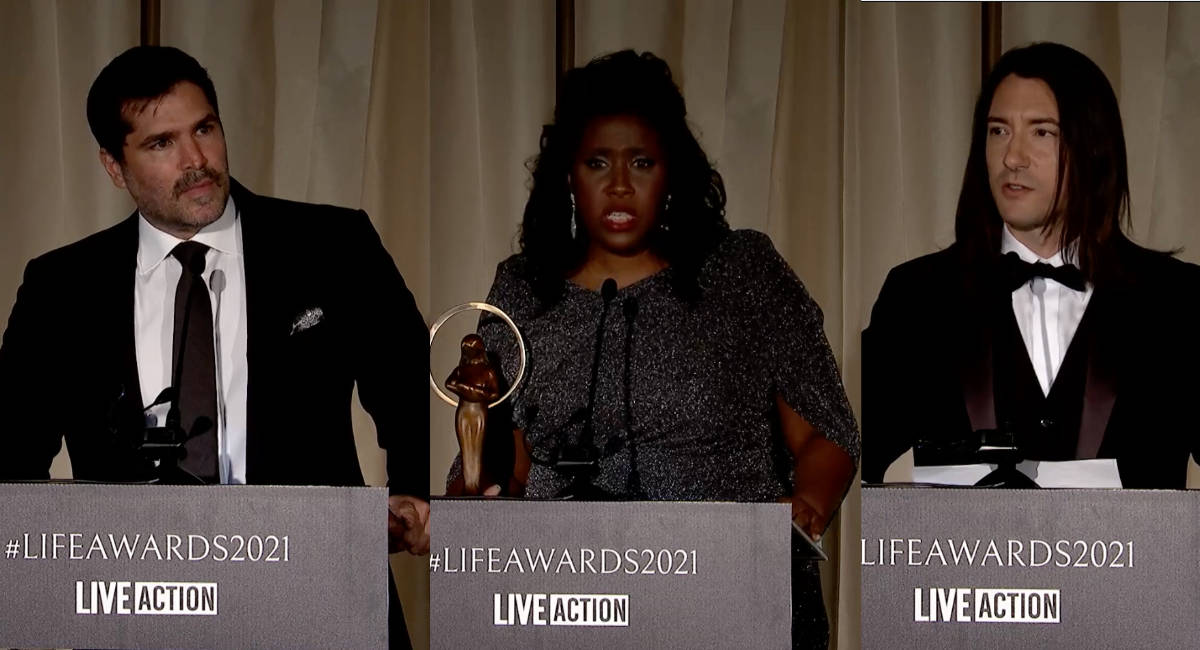 2021 Life Awardees Live Action
