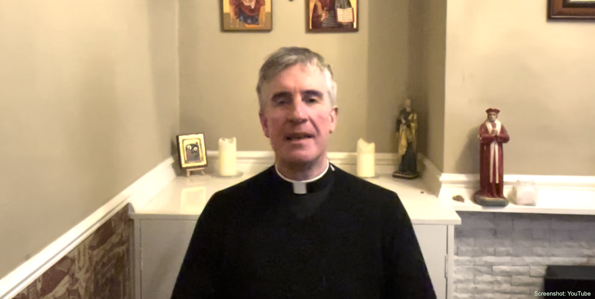 fr. david palmer youtube