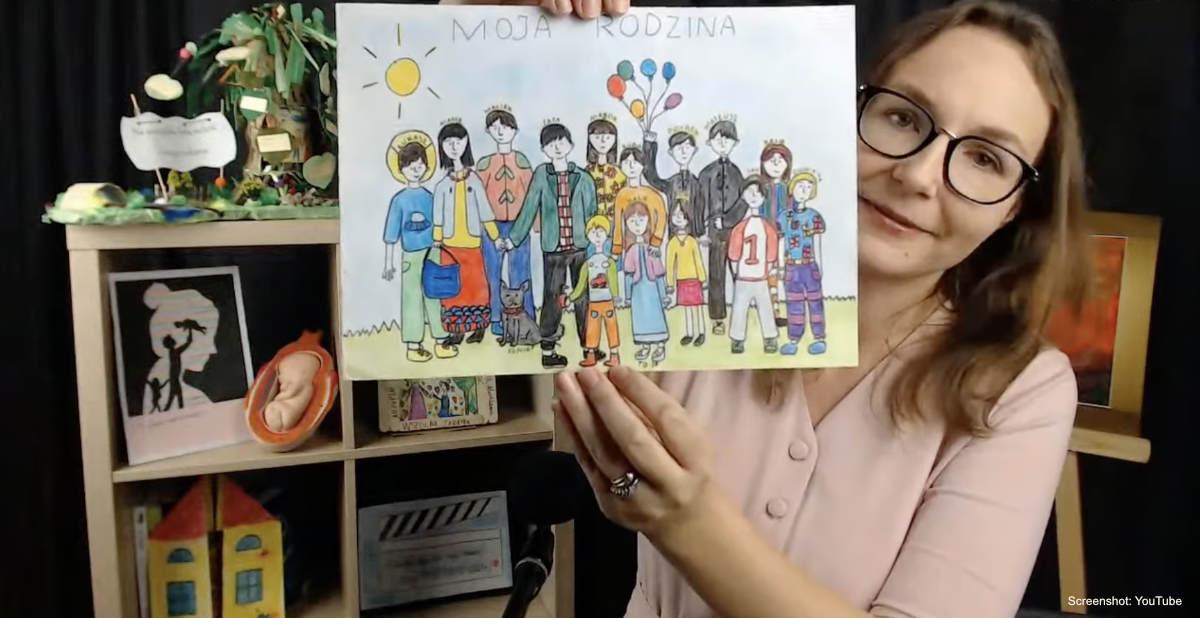 poland childrens art contest