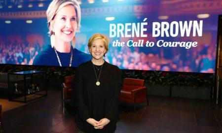 Brene Brown, Texas