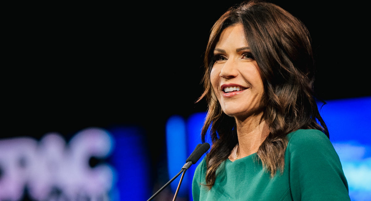 South Dakota Governor Kristi Noem issues executive order regarding abortion pill