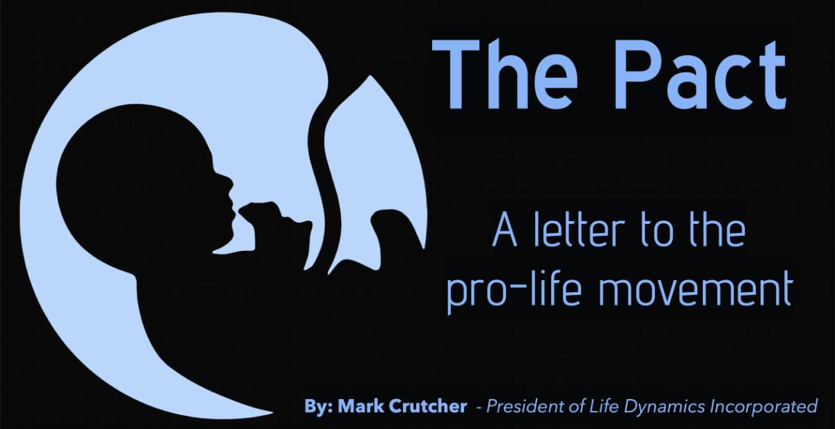 the Pact Mark Crutcher